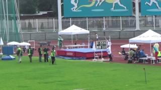 Мемориал братьев Знаменских, бег 3000 метров с препятствиями мужчины