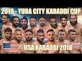 LIVE - Yuba City Kabaddi Cup 2018 | USA KABADDI