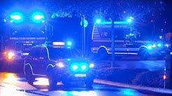 [KINDERWAGENBRAND IN TREPPENHAUS] - Feuerwehr Monheim am Rhein im Einsatz -