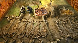 Mısırda Bilim Adamlarını Korkutan 10 Şaşırtıcı Keşif