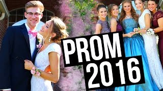PROM 2016 | GRWM, Vlog, A Day In My Life! Michelle Reed
