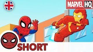 Marvel Super Hero Adventures   EP13 Mine!   MARVEL HQ