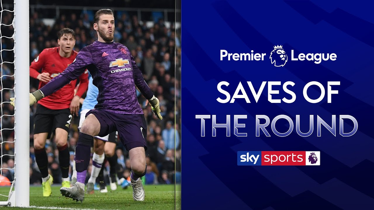 The BEST Saves of the Weekend! | Matchday 16