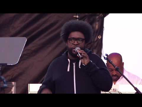 Thumbnail: March for Science Earth Day 2017 Speaker - Questlove