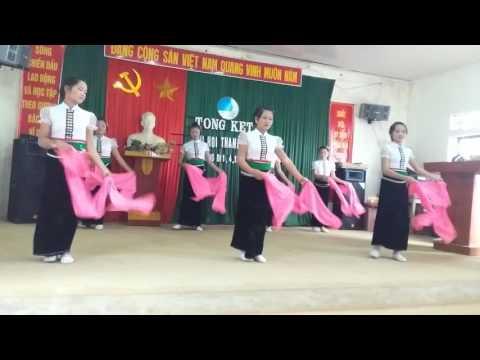 Múa Dân Tộc Thái Sơn La Đặc Sắc(2)