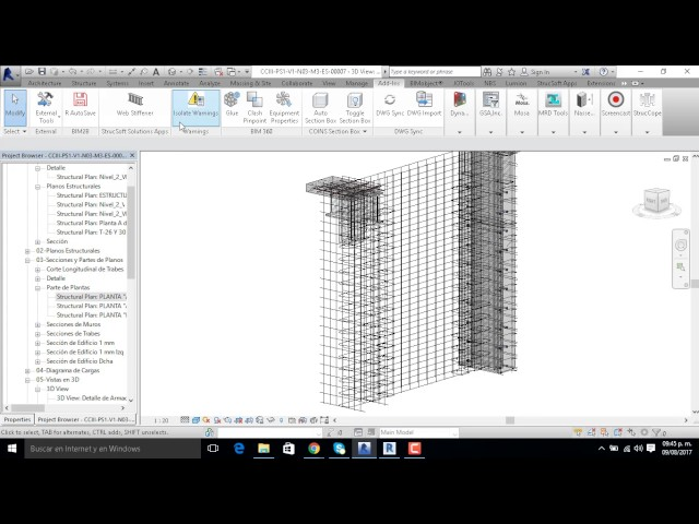 Add in para Revit COINS Auto Section Box