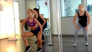 TWERK & REGGAETON WORKSHOP by SIMI SLOTOVA FLY POLE FITNESS & DANCE