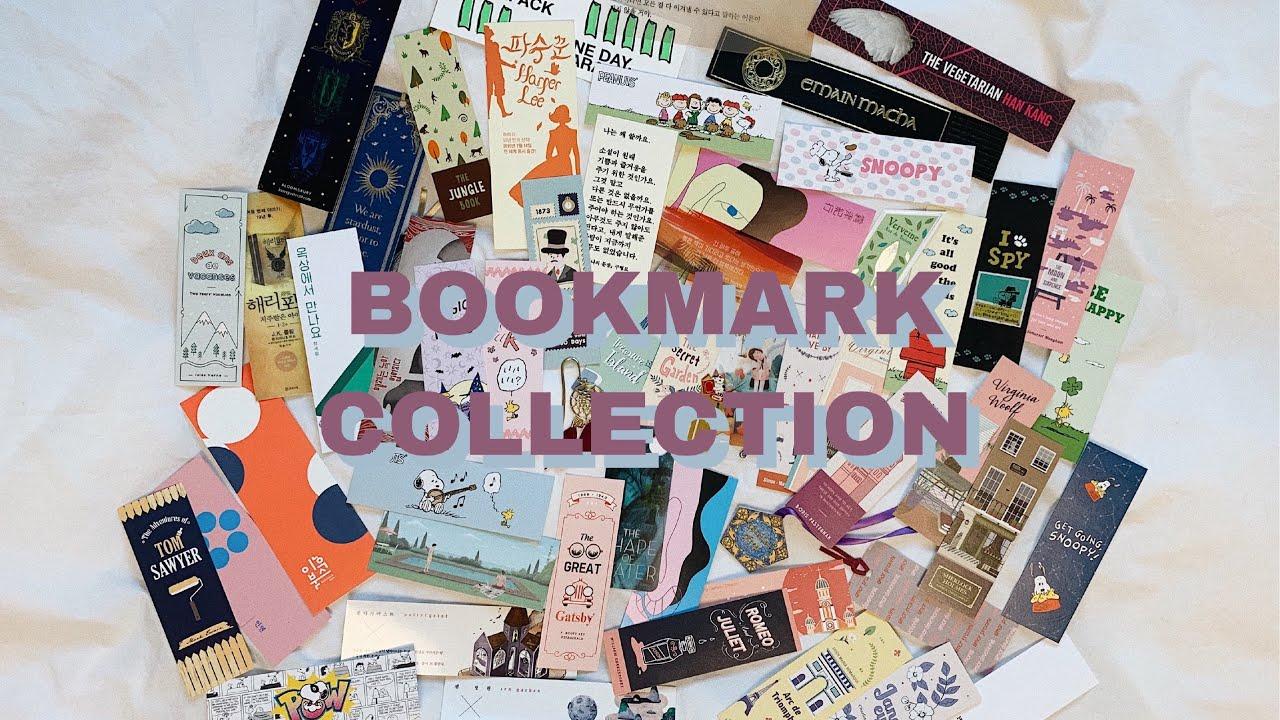 Sub My Bookmark Collection 나의 책갈피 컬렉션 Youtube