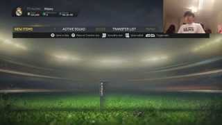 WTF! DISAPPEARING 50K PACKS?! - Fifa 15 Ultimate Team Pack Opening Thumbnail
