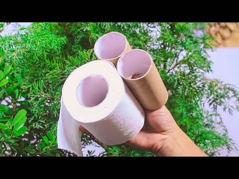 10 AWESOME TOILET PAPER ROLL CRAFT IDEAS | BEST OUT OF WASTE