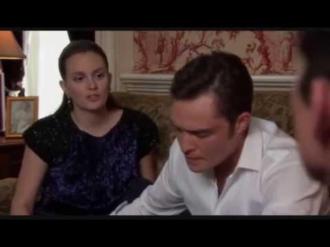 Gossip girl 6X10| New York, I love you xoxo| Blair and Chuck| Chair| Moments| Love| End
