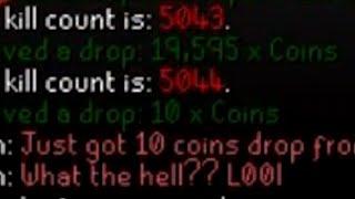 ODD DROPS!