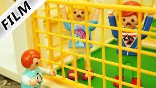 Playmobil Film deutsch KINDER KNAST  Julian  Hannah haben was verbrochen Kinderfilm Familie Vogel