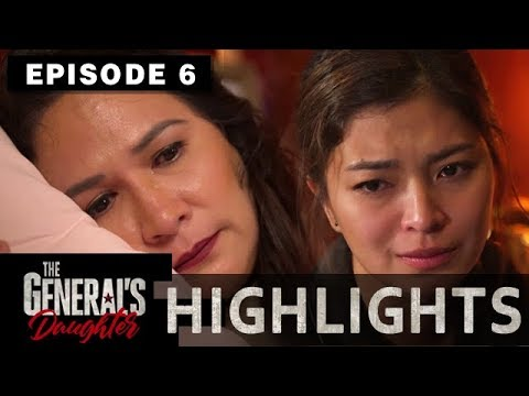 The General's Daughter: Rhian breaks down to Amelia | EP 6