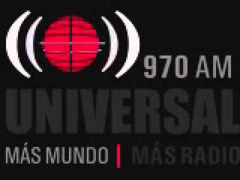 Bloopers CX 22 Radio Universal Uruguay - Década de 1990.
