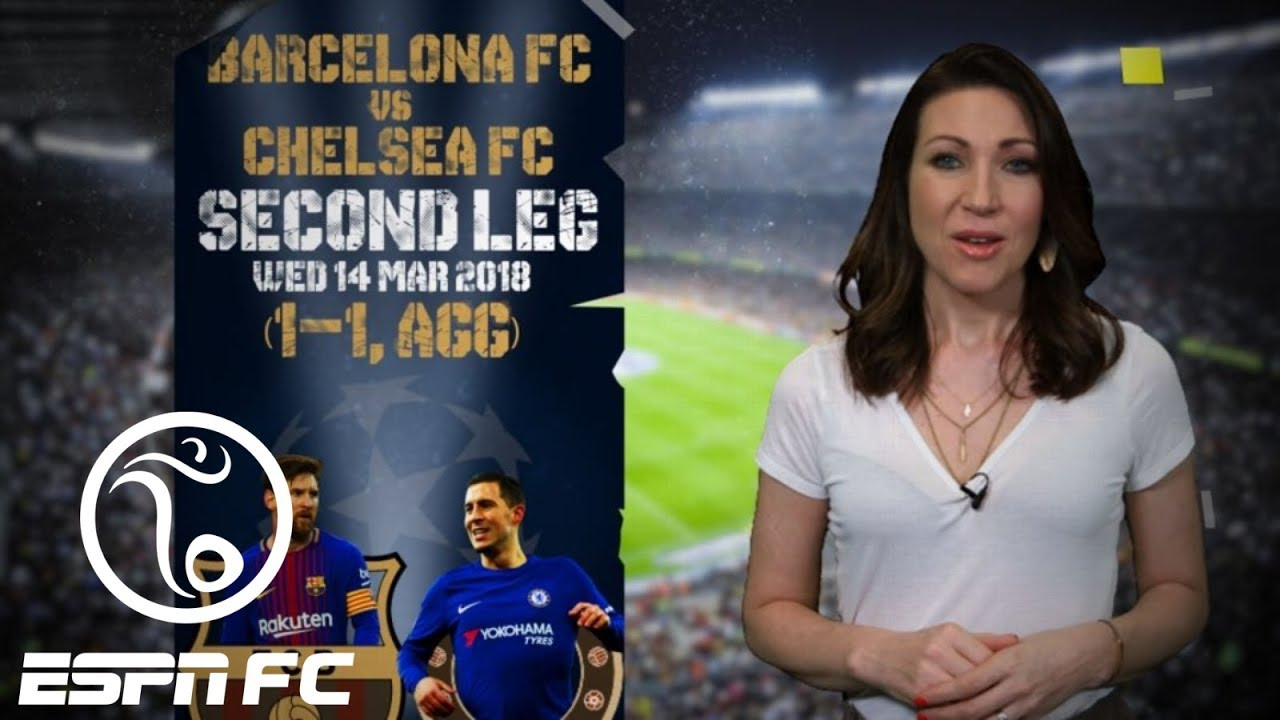 Chelsea has reason to be confident against Barcelona at the Camp Nou  FC