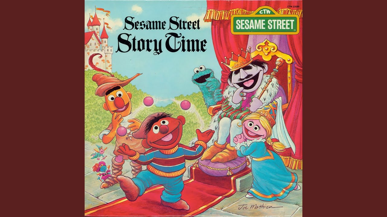 Sesame Street (partially lost children's educational TV
