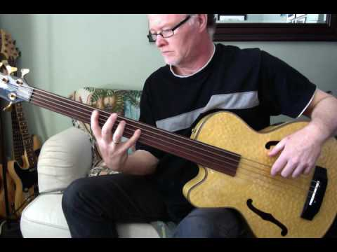 Vaughan Poyser playing Rainy Days and Mondays