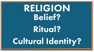 Video What Does it Mean to Be Religious? download MP3, 3GP, MP4, WEBM, AVI, FLV September 2018
