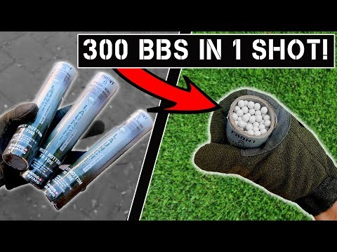 The Most PAINFUL Party Popper In EXISTENCE! (300BBS - 1 SHOT)