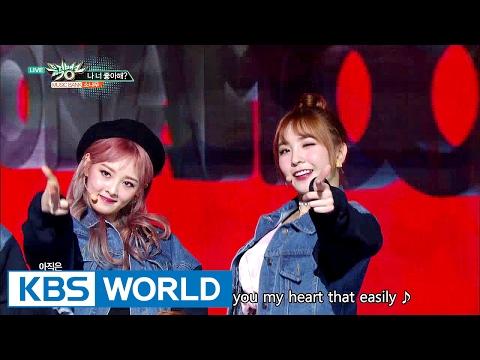Free download lagu SONAMOO - I Think I Love U   소나무 - 나 너 좋아해? [Music Bank / 2017.02.03] Mp3 terbaru 2020