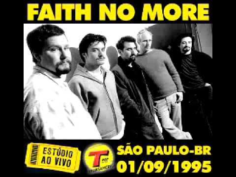 Faith No More Soundcheck @Radio, Sao Paulo, Brazil 1995