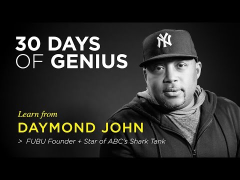Daymond John On CreativeLive | Chase Jarvis LIVE | ChaseJarvis