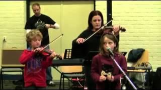 Amira Willighagen - Casual Rehearsal - October 2012 -