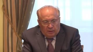 Собрание Попечительского совета ИСАА МГУ 16 05 16