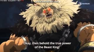 Saitama vs Beast King