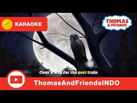 Kereta Thomas & Friends Indonesia: Karaoke - Night Train Song