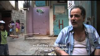FILM: palestinian refugees: time to return NOW