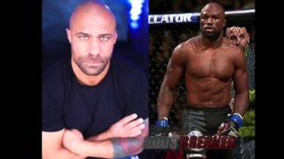 Bellator 134's King Mo Lawal: 'Kongo has about 30 pounds on me'
