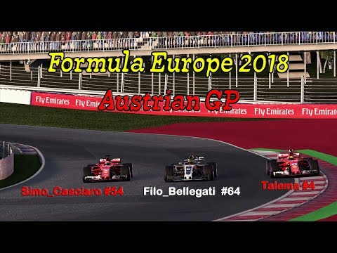 F1 2017 | Formula Europe - Qualifying Races #1 Austrian | Grandissimo debutto del Nation!