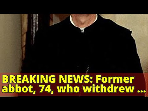 BREAKING NEWS: Former abbot, 74, who withdrew £182,000 from his Vatican bank account and went on the
