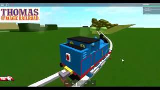 Roblox Thomas And The Magic Railroad (MOST VIEWED VIDEO)