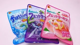Fettuccine Candy - Sweets from Japan