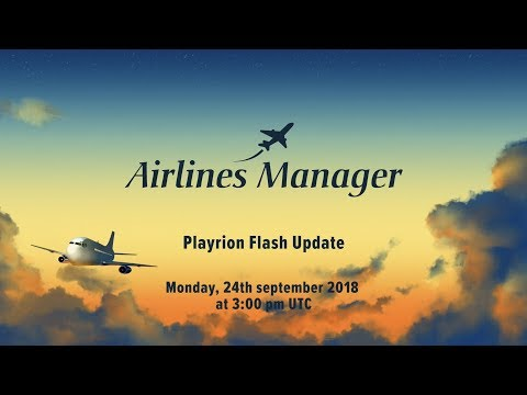 Playrion Flash Update September 2018