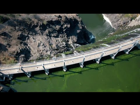 They Tried to Tame the Klamath River. They Filled It With Toxic Algae Instead