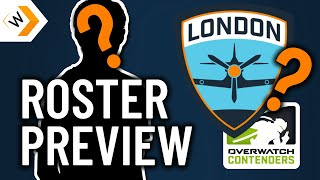 London Spitfire's questionable new roster