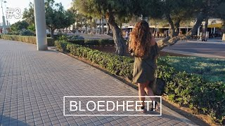 BLOEDHEET! - MALLORCA VLOG #3 PAULIEN TILSTRA