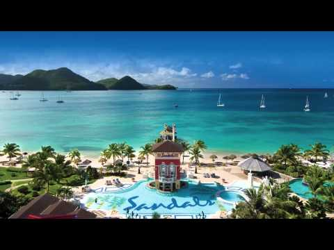 Sandals Resorts presented by FIRST DISCOUNT TRAVEL