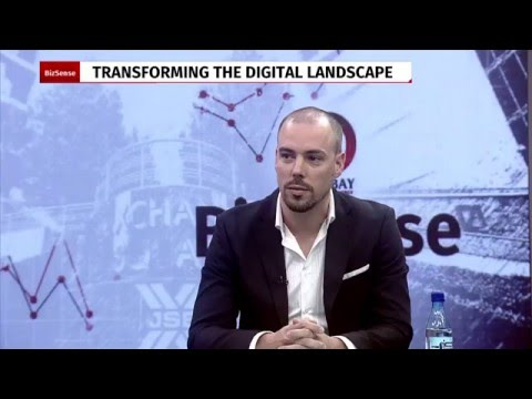 i-Pay CEO Thomas Pays, interviewed on Africa News Network  24/7