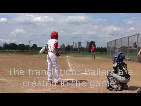 Ballet vs Baseball