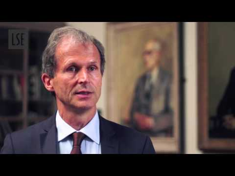 LSE's IGA Director, Professor Erik Berglof, on the launch of the Global Policy Lab