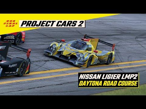 Project CARS 2 - Nissan Ligier LMP2 - Daytona (PC) |