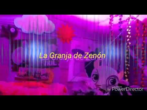 """Decoración La Granja De Zenón - """"Gp Producciones"""""""