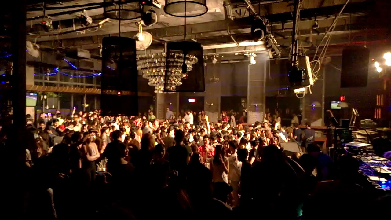 Rhythm Nightclub - Udon Thani Nightlife - YouTube