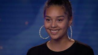 Alisha Höglund Despcilles - Diamonds Av Rihanna (hela audition 2018) - Idol Sverige (TV4)
