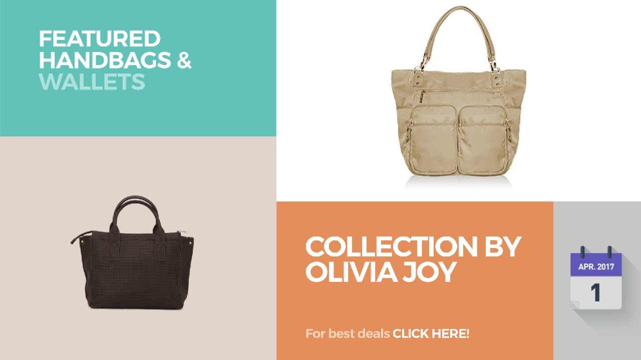 Collection By Olivia Joy Featured Handbags Wallets